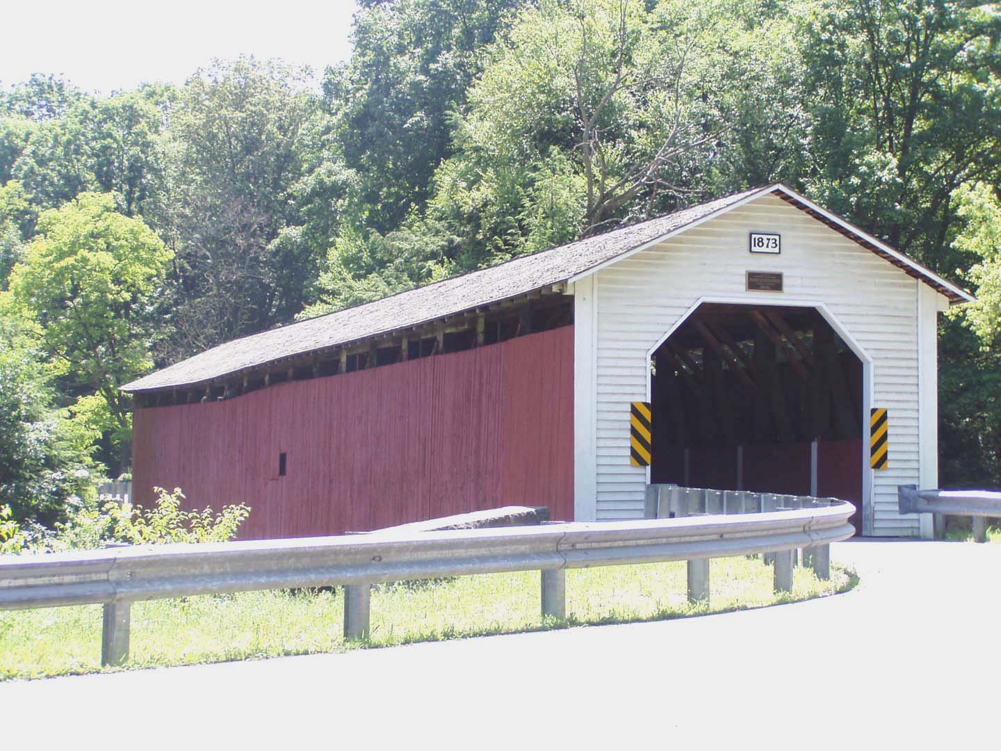 And Was Named For The First Settlers Arthur Bell Jr Family This Little Township Is Famous Having Only Covered Bridge Crossing Over